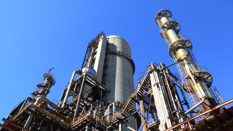 Нефть Нефтедобыча