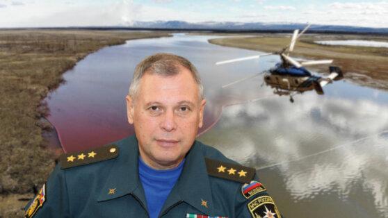 МЧС отреагировало на предложение США о помощи в ликвидации аварии в Норильске