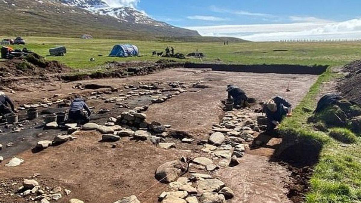 Древние дома викингов археология раскопки