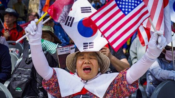 Почему в Южной Корее к США относятся с такой любовью