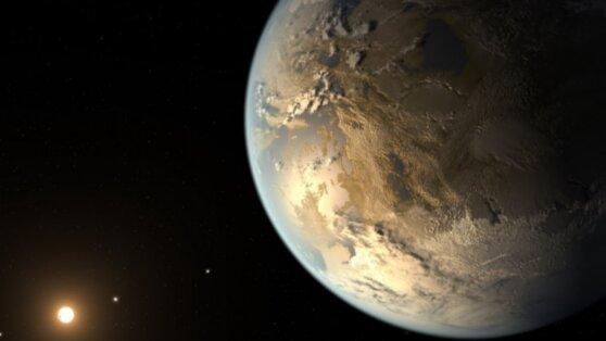 Ученые обнаружили потенциально обитаемый «двойник» Земли