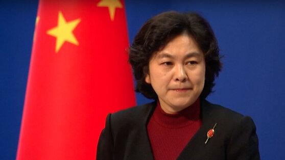 Китай ответил на санкции США из-за закона о Гонконге