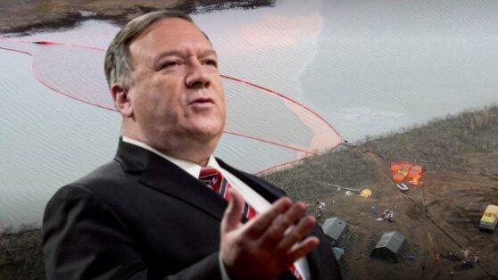 Помпео предложил России помощь в устранении последствий ЧП в Норильске