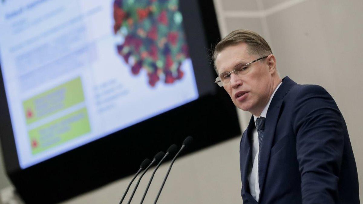 Министр здравоохранения РФ Михаил Мурашко и коронавирус