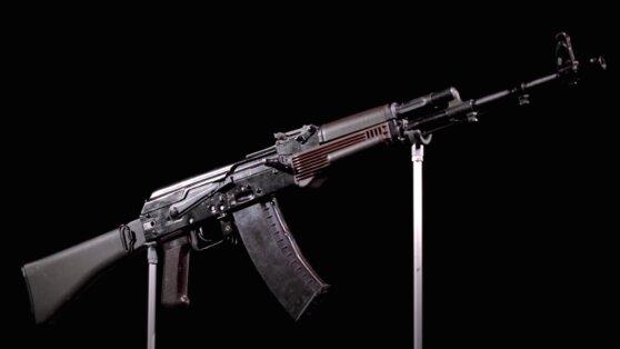 Эксперты рассекретили прототип АК-74М