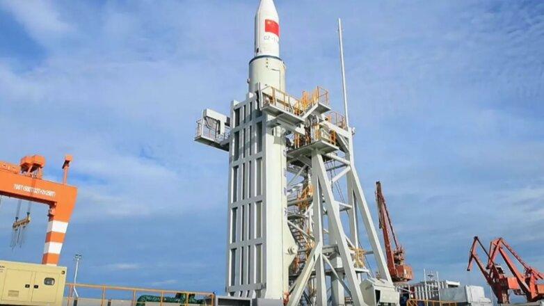 Китайская Ракета-носитель Чанчжэн-11 - CZ-11
