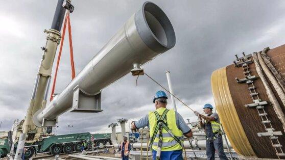 В ФРГ ответили США на угрозу санкций против «Северного потока-2»