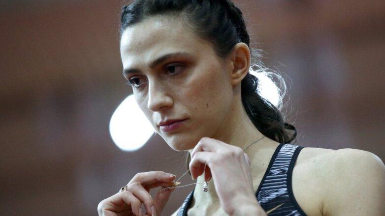 Легкоатлетка Мария Ласицкене лёгкая атлетика прыжки в высоту