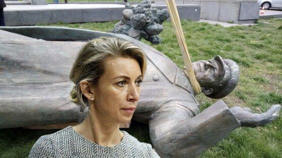 Захарова назвала «грязной возней» слова властей Праги о вине России