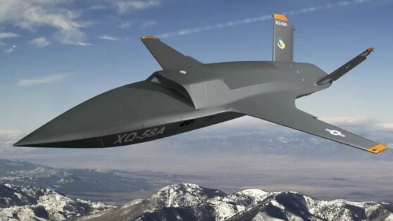 ВВС США выставят свой истребитель против «дрона-убийцы»