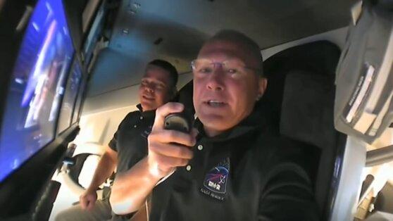 Роскосмос раскритиковал туалеты в корабле Маска Crew Dragon