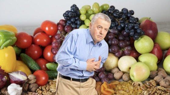 Найдены лучшие продукты для защиты от смертельного инфаркта