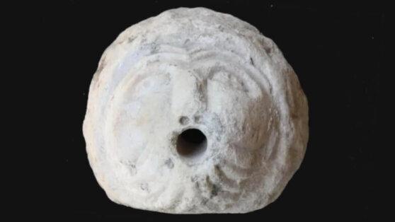 В Израиле нашли запретный артефакт возрастом 1800 лет