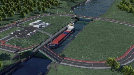 Польша строит канал к Балтийскому морю в обход России