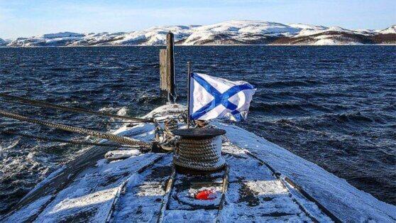 Российские подлодки смогут стрелять гиперзвуковыми ракетами из-подо льда
