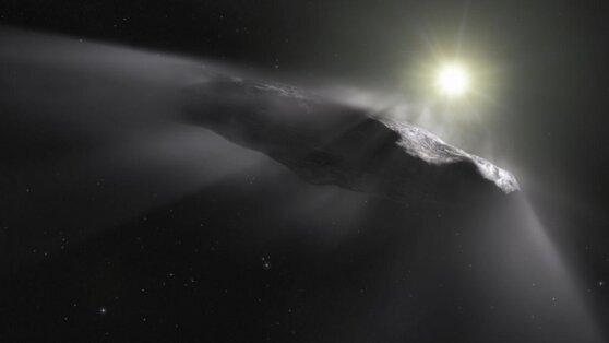 Астрономы узнали истинную природу межзвездного «пришельца»