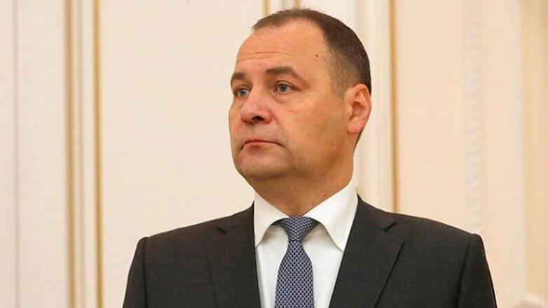 Роман Головченко, премьер-министр Республики Беларусь