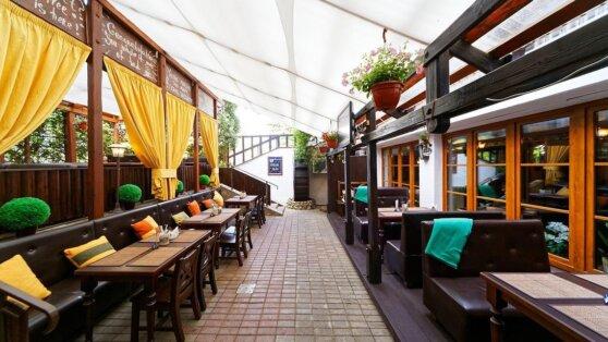В Москве откроют почти три тыс. летних кафе