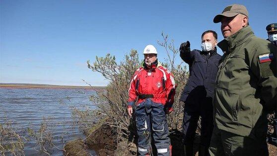 Эксперты оценили ущерб природе из-за ЧП в Норильске