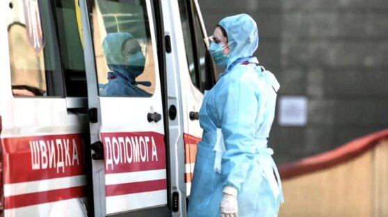 На Украине за сутки снова выявили более 500 зараженных коронавирусом