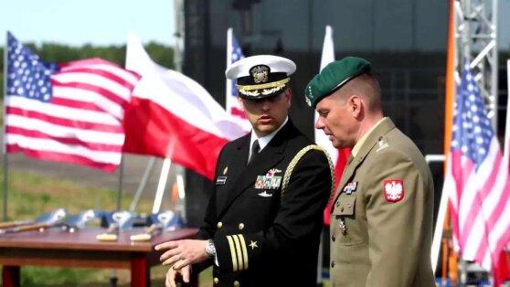 Польша просит США о скорейшем вводе войск в страну