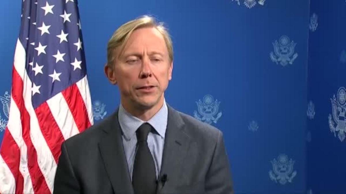 спецпредставитель США по Ирану Брайан Хук