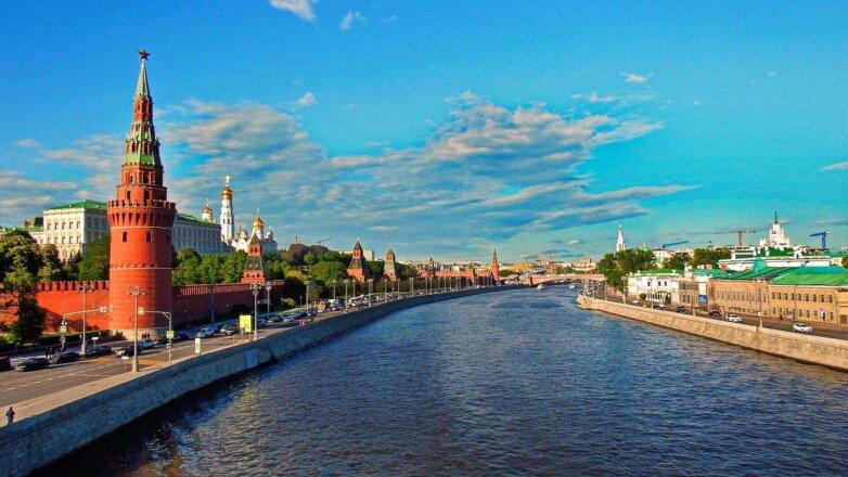 солнечно в Москве