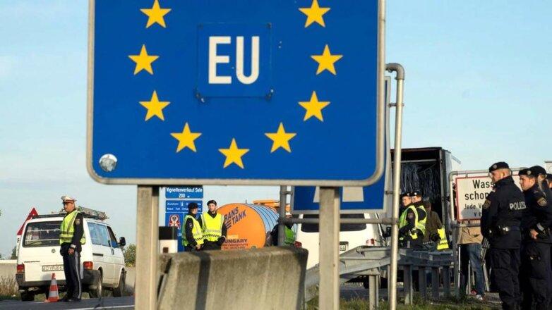 граница с Евросоюзом
