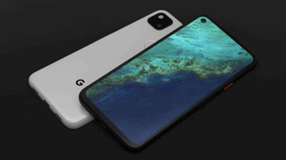 Смартфон Google Pixel 4a может выйти в ближайшее время
