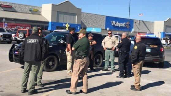 В Калифорнии при стрельбе в Walmart погибли два человека