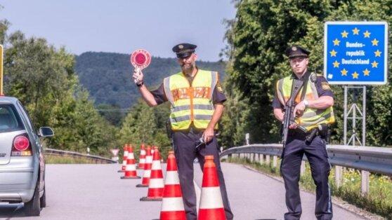 В Германии допустили новое закрытие внутренних границ ЕС