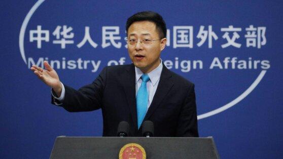 Китай назвал свой ответ на санкции США из-за Гонконга
