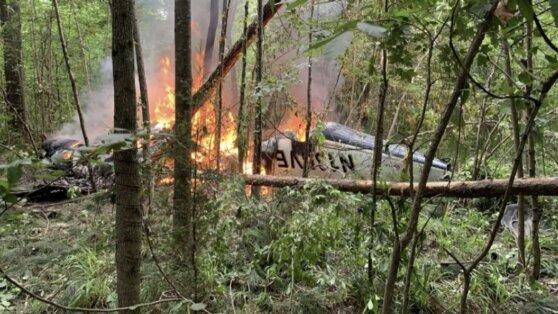 При крушении небольшого самолета в США погибли пять человек