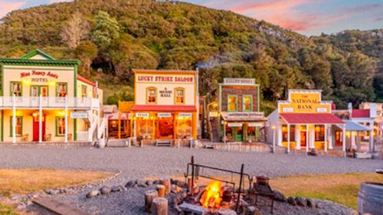 Один из городов Новой Зеландии выставили на продажу