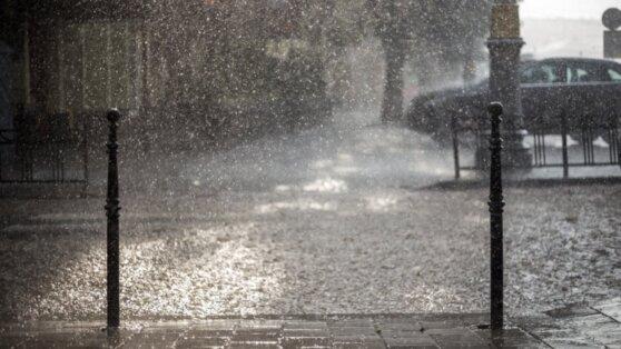 Москву 9 июля ждут дожди и грозы
