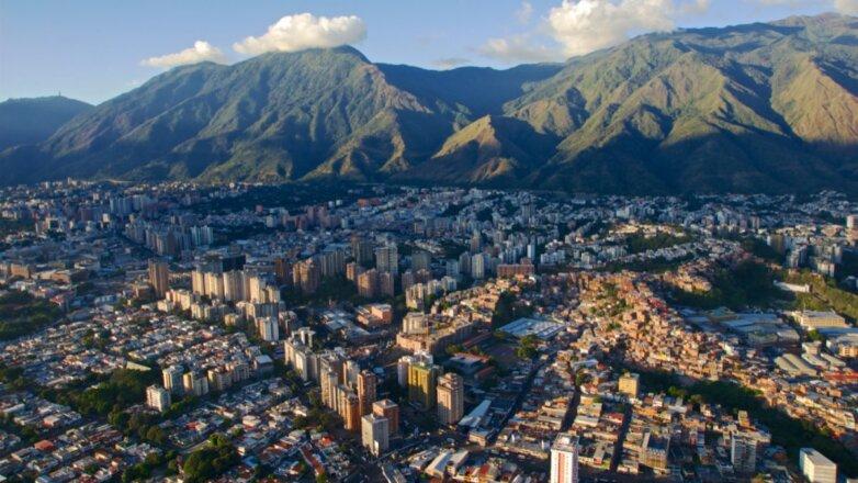 Каракас Венесуэла туризм