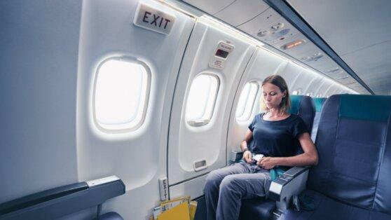 Пилот дал рекомендации тем, кто боится летать