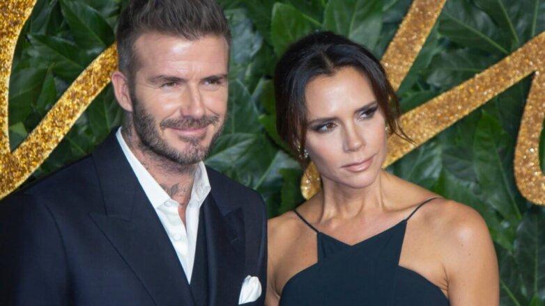 Дэвид и Виктория Бекхэм - David and Victoria Beckham