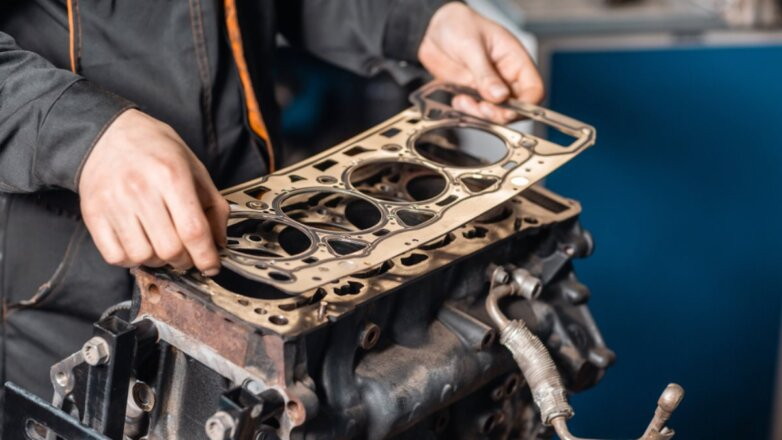 Ремонт двигателя двигатель мотора автомастерская