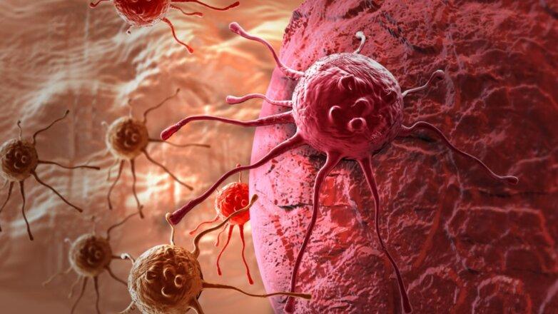 Раковые клетки один