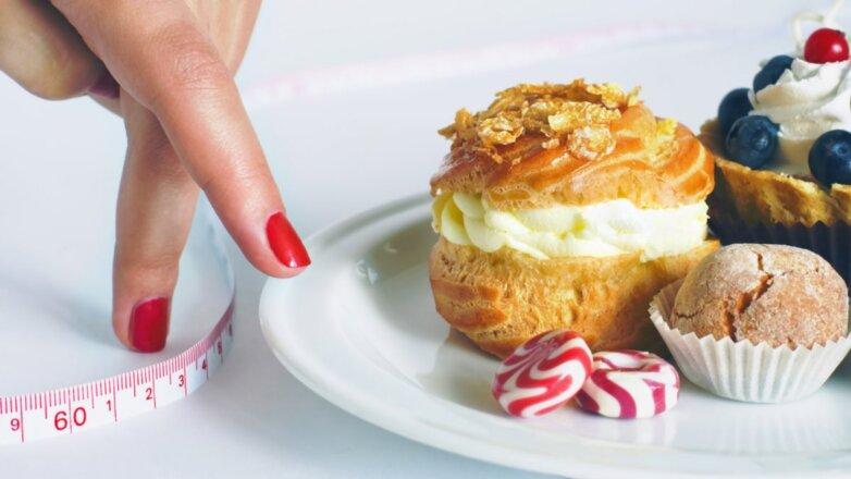 Сладкое сладости диета похудение