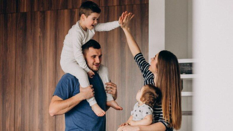 Семья дети материнский капитал выплаты