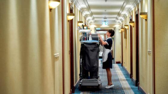 Обнародованы правила работы отелей в условиях пандемии