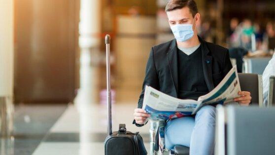 Врачи рассказали, как путешествовать в период пандемии коронавируса