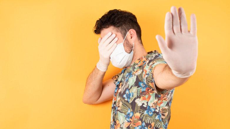 социальное дистанцирование при коронавирусе