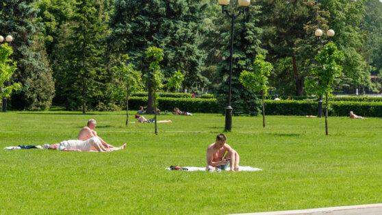 Синоптики предупредили об опасном ультрафиолетовом излучении в Москве