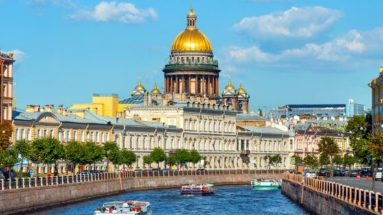 Стали известны даты открытия музеев и ресторанов в Санкт-Петербурге