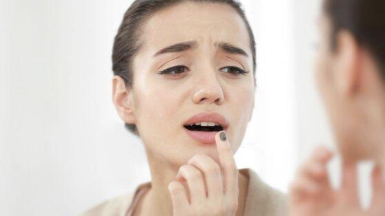 На губах и ногтях нашли первые признаки агрессивного рака кожи