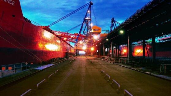 «Восточный Порт» инвестировал в пылеподавление еще 100 млн рублей