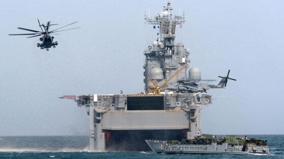 Зачем ВМФ России новые десантные корабли